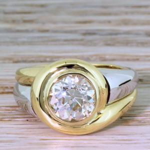 vintage FRED ring