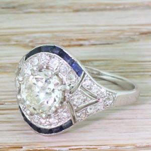 calibre cut diamond