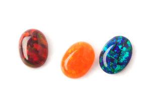 Lab opals